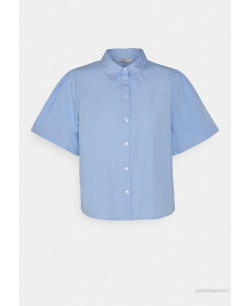 ONLY ONLBEY LIFE  Camicia blue heron/blu