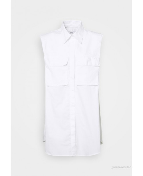 ONLY Tall ONLASHLEY SHOULDERPAD  Camicia white/bianco