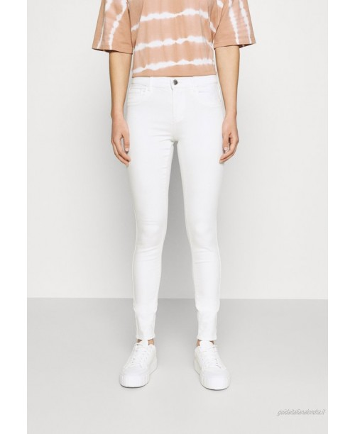 ONLY ONLRAIN LIFE Jeans Skinny Fit ecru/bianco