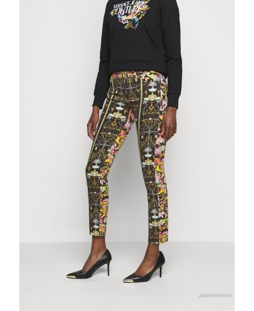 Versace Jeans Couture Jeans Skinny Fit black/nero