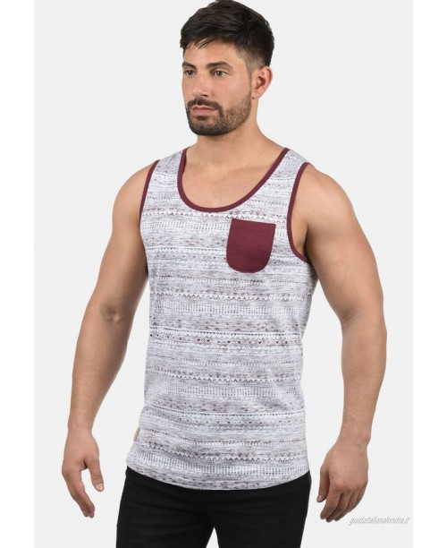 Solid TANKTOP IMBRE Top wine red/bordeaux