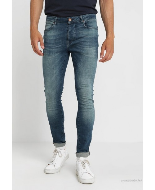 Cars Jeans DUST Jeans Skinny Fit greencoast used/délavé