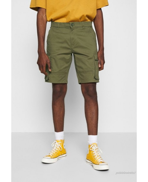 Only & Sons ONSCAM STAGE Shorts olive night/verde scuro