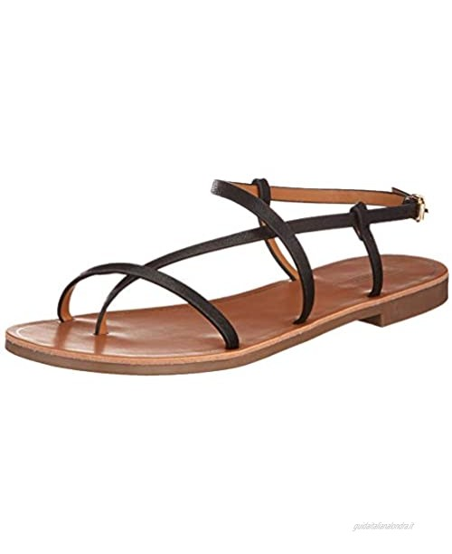 ONLY Onlmelly-7 Pu String Sandal Uomo